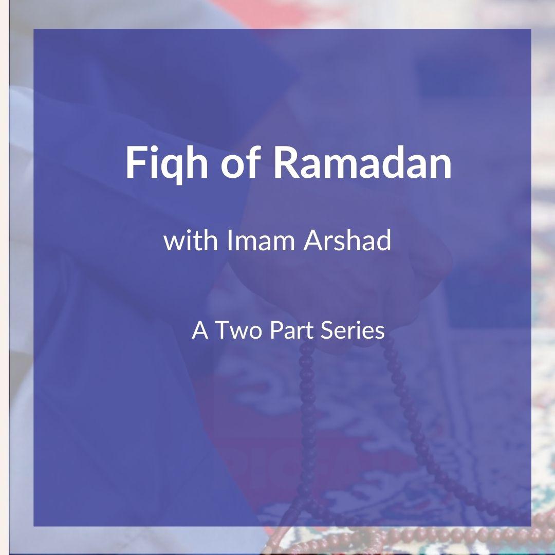 Fiqh of Ramadan
